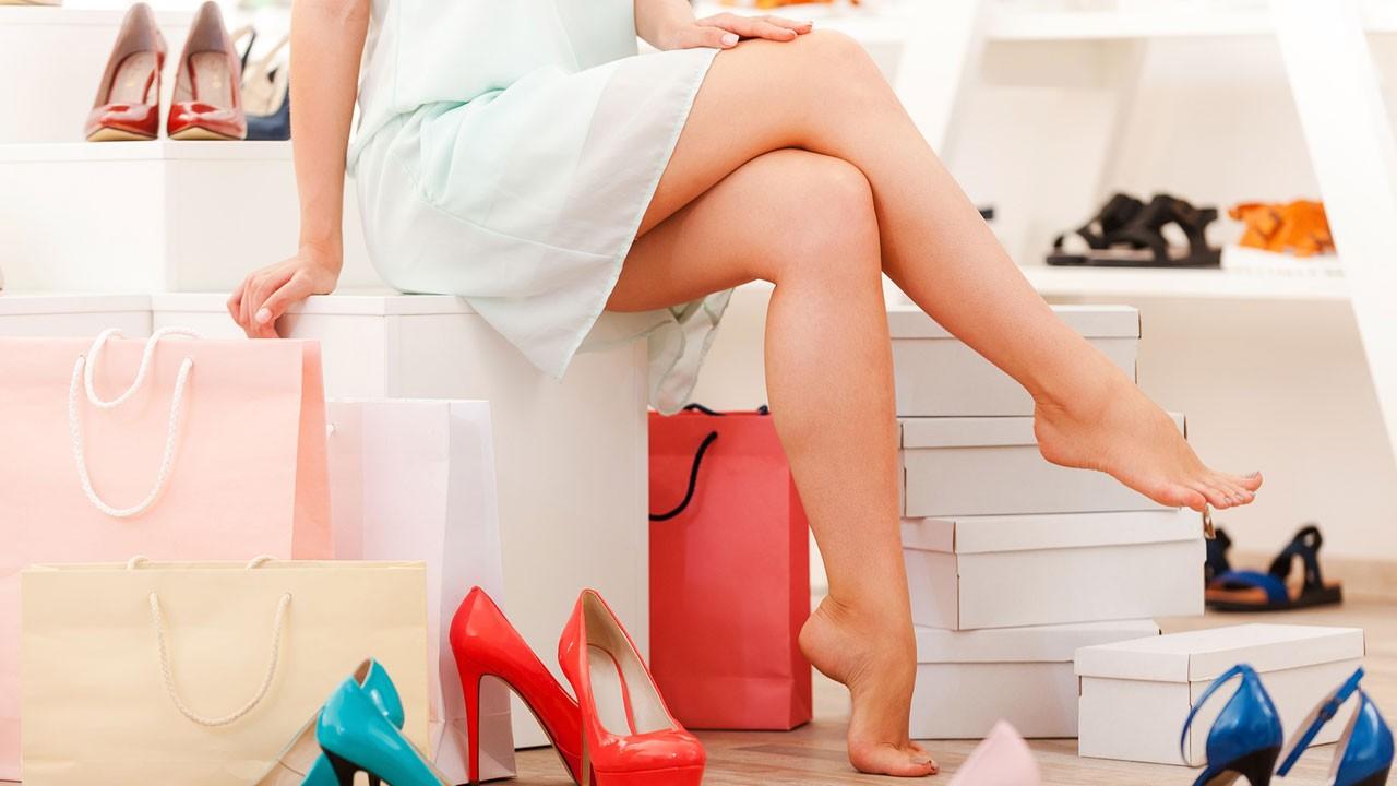 Как сделать так чтобы нога не скользила в босоножках на высоких каблуках